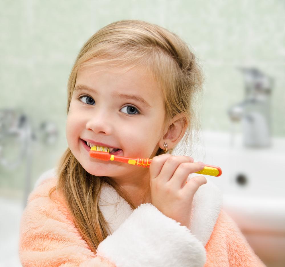 Starostlivosť o detské zuby